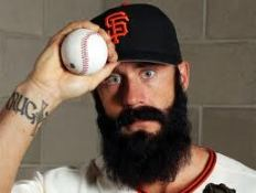 Brian Wilson, creeping it up