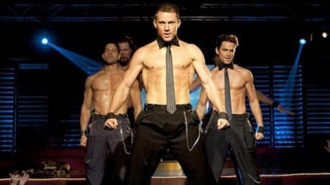 Channing Tatum and his co-stars.  Plus some other dudes.