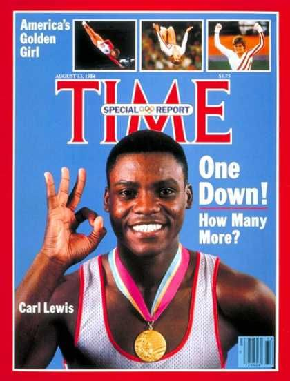 The Olympic G.O.A.T.? One Thing's For Sure: It Ain't Lewis ...