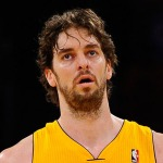 Yeah Pau, we're tired of all the Lakers drama, too.