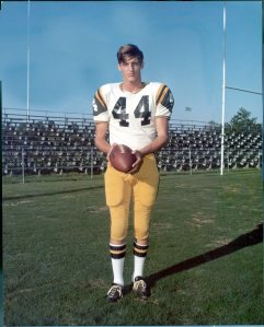 Ray Guy at Southern Mississippi, 1973