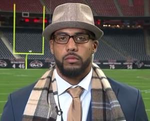Yeah, you swaggin' Arian, but you better come hard against the Patriots