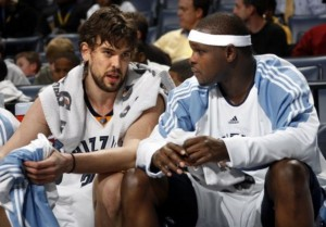 How much will the Grizzlies really miss Gay? Really?