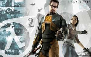 Gordon Freeman. The least likely face of a famous franchise.