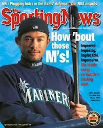 The Japanese Sensation...Ichiro!
