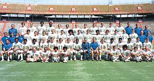 The 1972 Miami Dolphins.  I feel like Ray Finkle should be in there somewhere. And if you got that reference, we should be friends.
