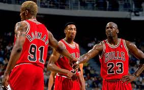 In 2013, who is the most newsworthy of these three? If you guessed Dennis Rodman...no one guessed Dennis Rodman