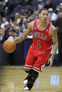 Is Derrick Rose ready to Willis Reed this thing?