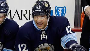 Iginla is enjoying life with a playoff contender.