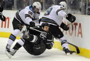 Are the Sharks ready to jump over the Kings?