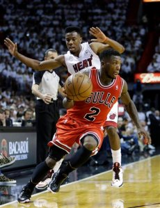 The key to the series is... Nate Robinson?!