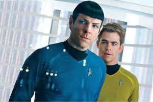 Vulcans feel no emotion, except maybe deja vu.