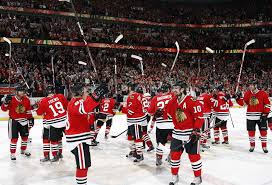 Chicago thanks its fans for watching them dismantle Minnesota.