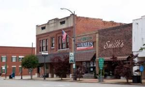 Athens, Alabama - Bustling Big City
