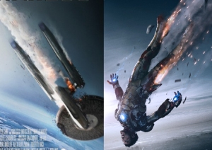 Things blow up good in Star Trek and Iron Man.