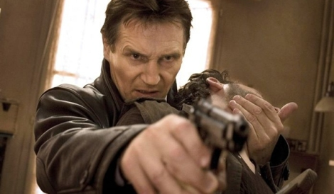 Liam Neeson is not worried about this situation.