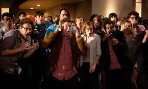 Crazy party, yo!