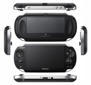But what of Sony's little brother, the Vita?