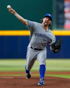 What does Dickey have left in the tank?