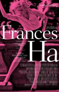 The enchanting, dancing Frances Ha.