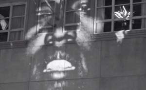 Kanye projections.