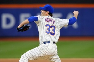 Matt Harvey cares not how big you are.