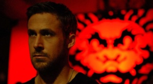 Ryan Gosling can stare with the best of them.