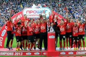 Cardiff City were last season's Championship winners