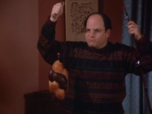The schemer, the failure: Costanza