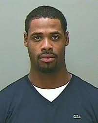 Kenny Britt - NFL leader in arrests since 2009.