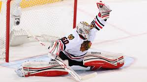 Hockey's Most Valuable Goalie.