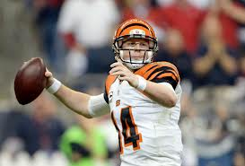 Andy Dalton is aiming for a long playoff run.
