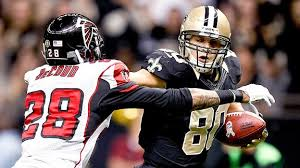 Jimmy Graham just clownin' these fools.