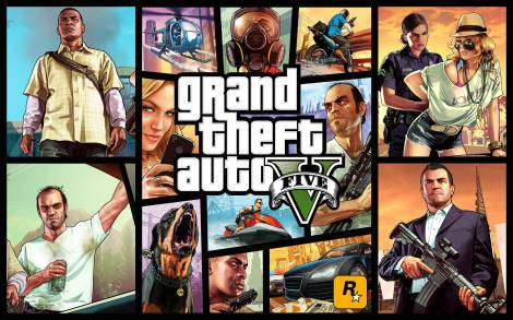 Welcome to the world of GTA5.