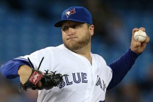 Somehow Mark Buehrle has been the star of the staff.