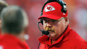 Andy Reid brings a history of success to Arrowhead Stadium.