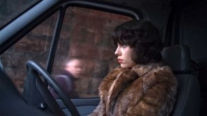 Scarlett Johansson in Under the Skin.