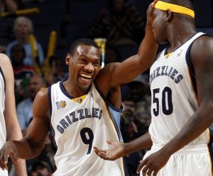 Tony Allen: The NBA's spirit animal.