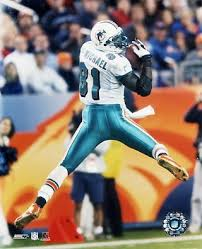 Early 2000s Dolphins throwback, Randy McMichael was one of the league's best.