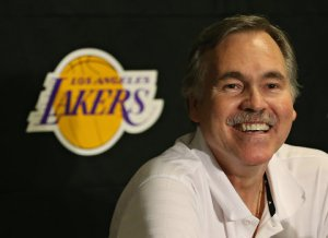 Mike D'Antoni has quite the rep. And quite the moustache.