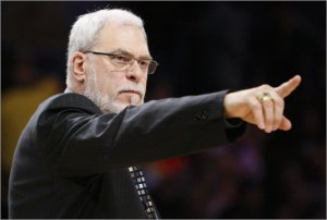 Phil Jackson is disappointed in you.