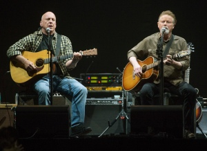 The Eagles in Toronto.