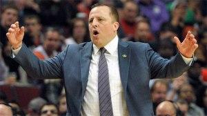 Coach Thibodeau.