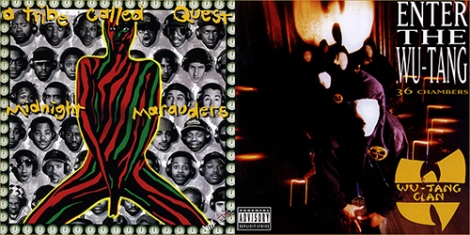 Two great albums. One great day.