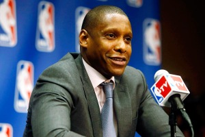 Masai Ujiri, miracle worker.