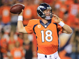 Peyton Manning, QB efficiency leader