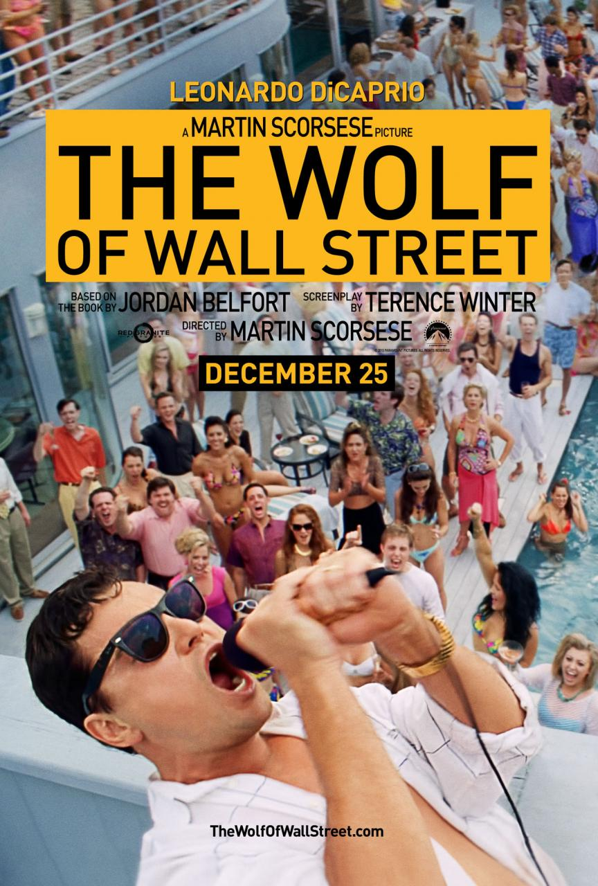 The Wolf Of Wall Street Nackt