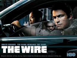 The Wire Promotional Poster