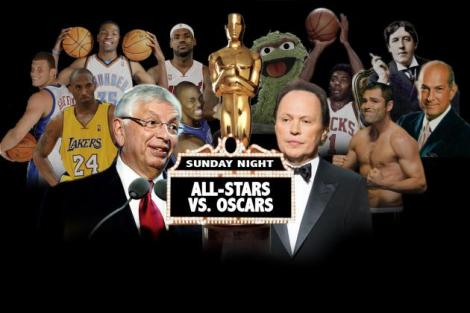 The Oscars and the NBA: forever linked in our minds?