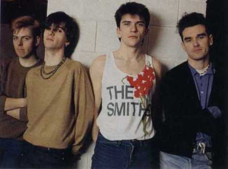 The Smiths in colour.